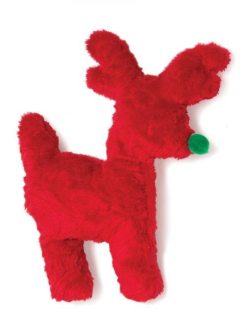 West-Paw-Design-Tiny-Tuff-Reindeer-Red-Holiday-Dog-Toy