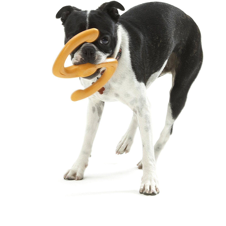 Indestructible Dog Tug Toy: West Paw Zogoflex Bumi Interactive Tug Of War Durable Dog